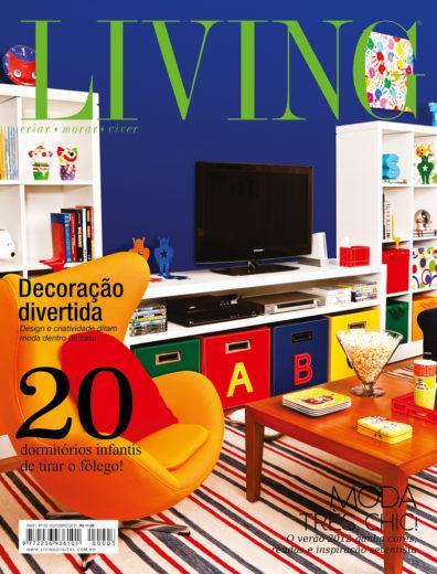 Revista Living - Outubro 2011