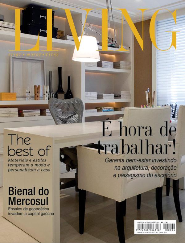 Revista Living - Novembro 2011