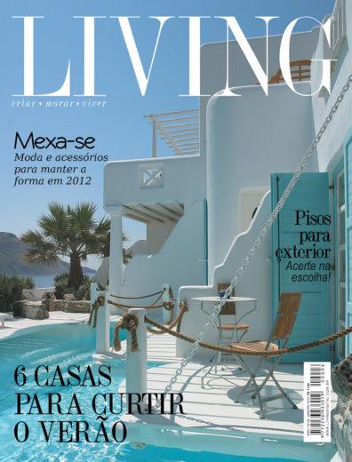 Revista Living - Janeiro 2012