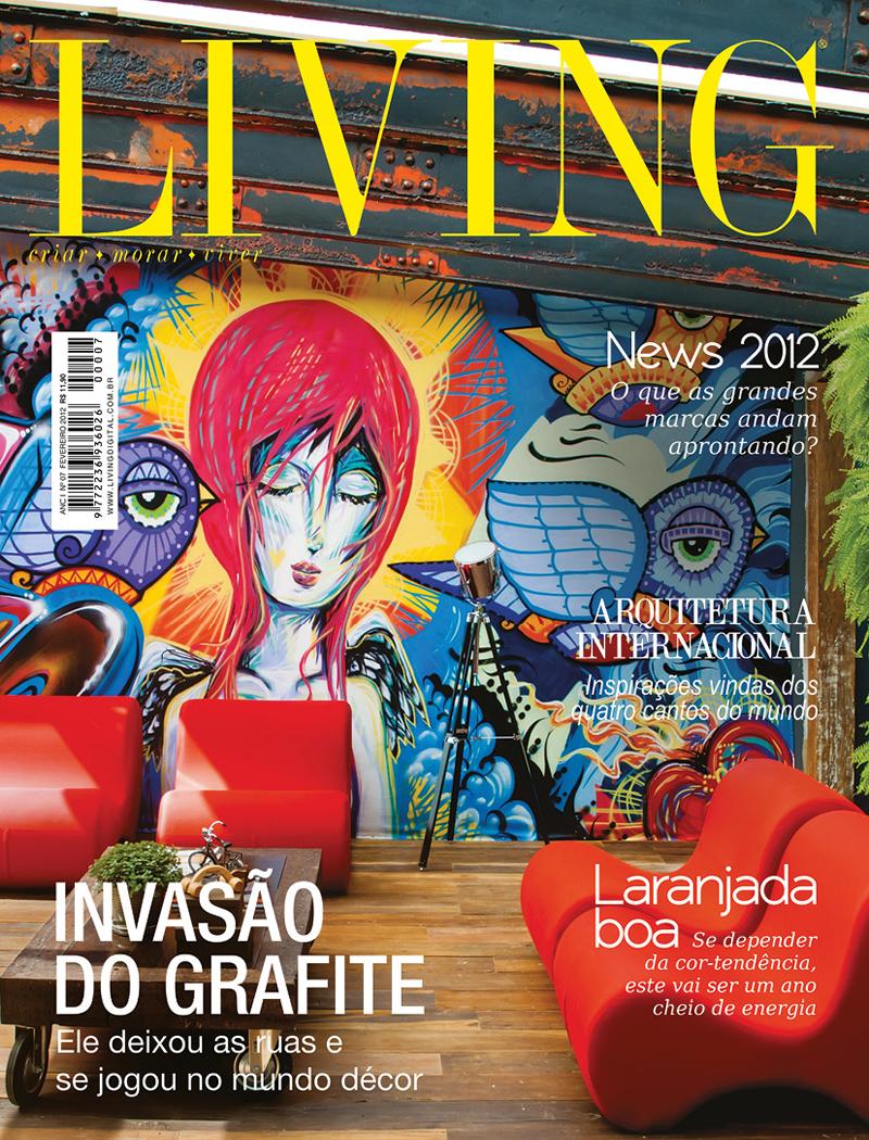 Revista Living - Fevereiro 2012