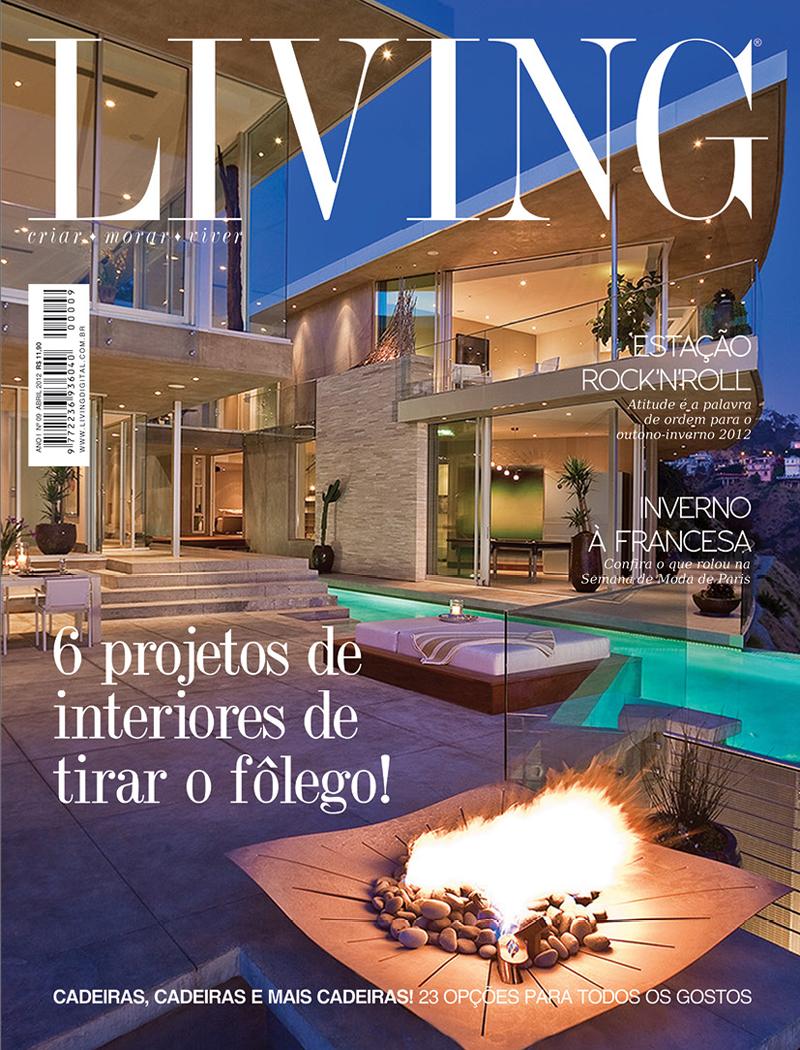 Revista Living - Abril 2012