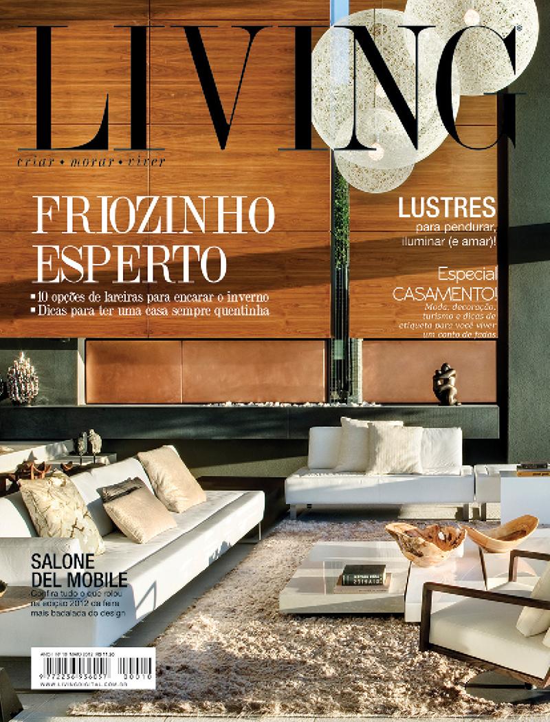 Revista Living - Maio 2012