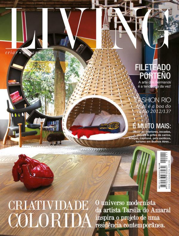 Revista Living - Junho 2012