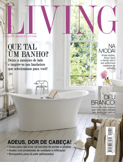 Revista Living - Julho 2012