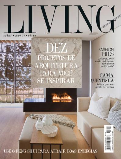 Revista Living - Agosto 2012