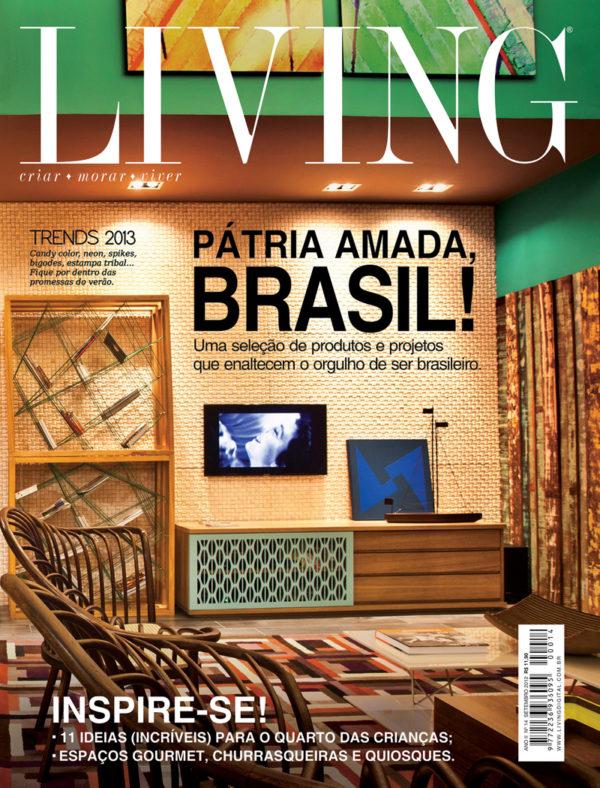 Revista Living - Setembro 2012