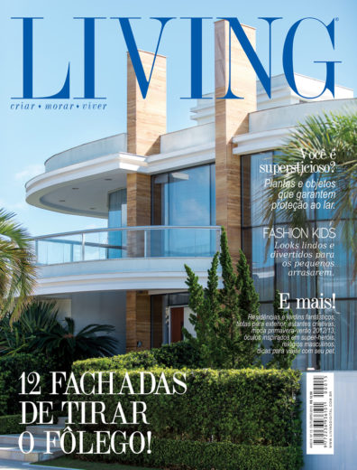 Revista Living - Outubro 2012