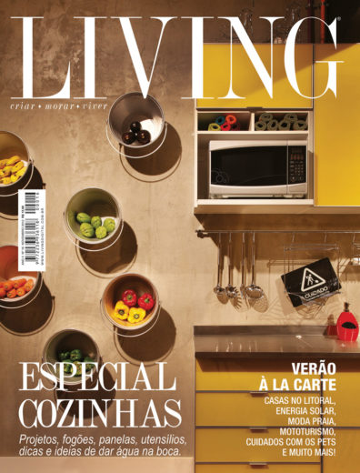 Revista Living - Novembro 2012