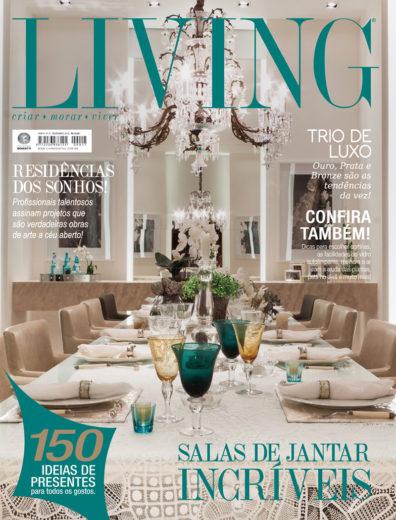Revista Living - Dezembro 2012