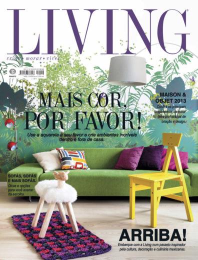 Revista Living - Fevereiro 2013
