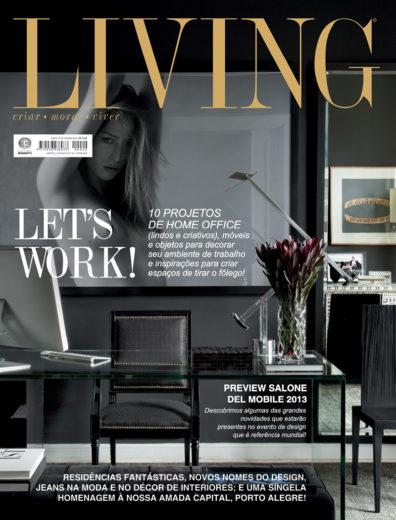 Revista Living - Março 2013