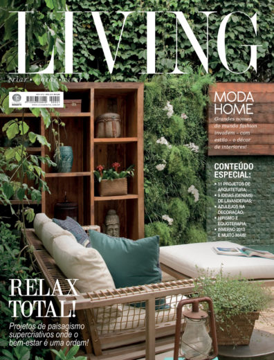 Revista Living - Abril 2013