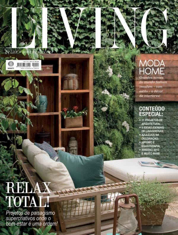 Revista Living - Abril 2013