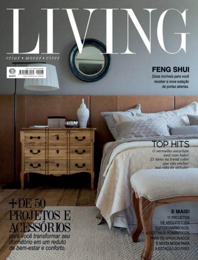 Revista Living - Junho 2013