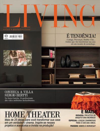 Revista Living - Julho 2013