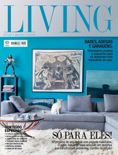 Revista Living - Agosto 2013