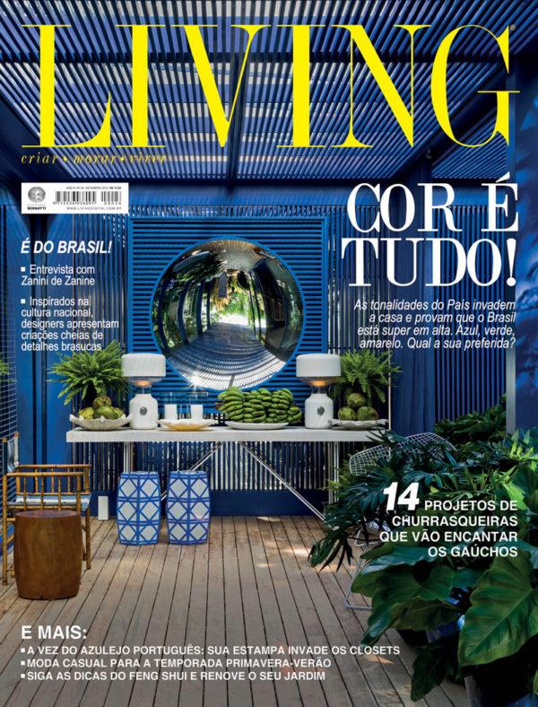 Revista Living - Setembro 2013