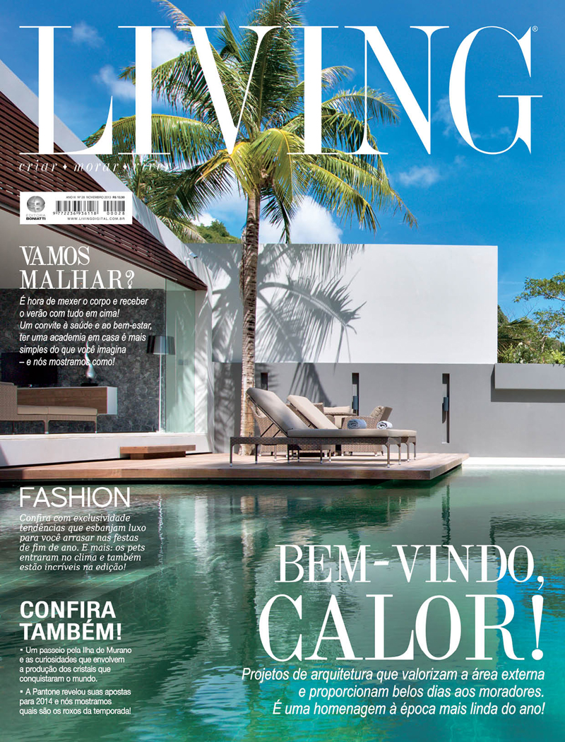 Revista Living - Novembro 2013