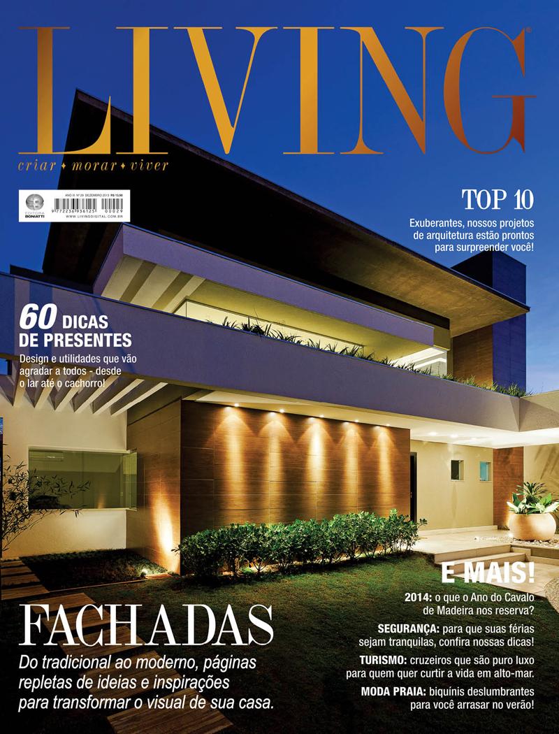 Revista Living - Dezembro 2013