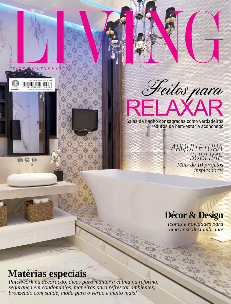 Revista Living - Janeiro 2014