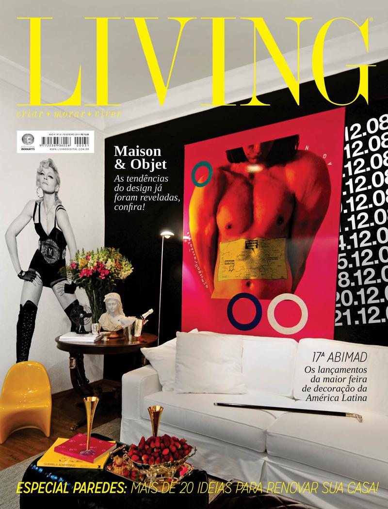 Revista Living - Fevereiro 2014