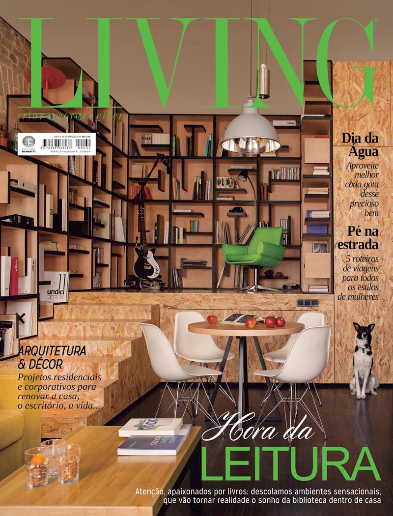 Revista Living - Março 2014