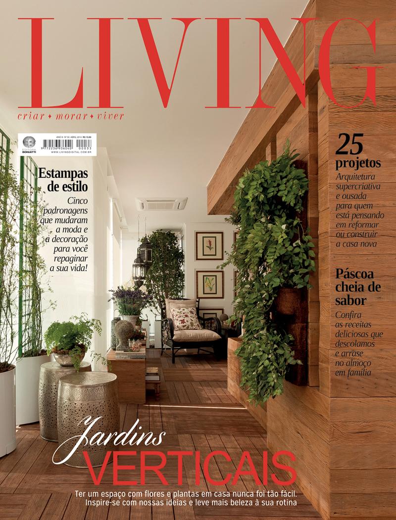Revista Living - Abril 2014