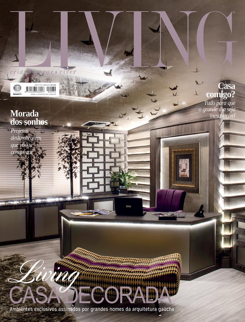 Revista Living - Maio 2014
