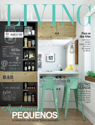 Revista Living - Julho 2014