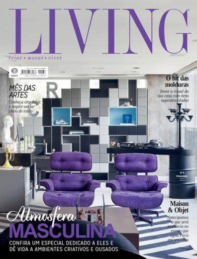 Revista Living - Agosto 2014