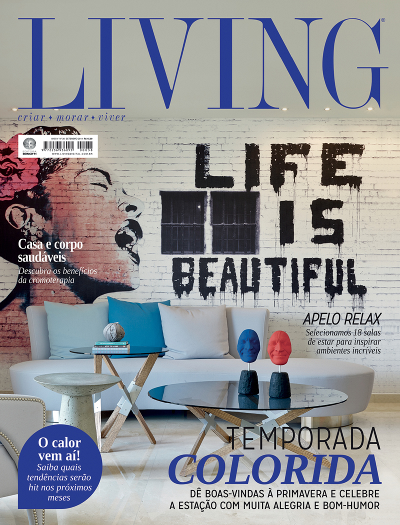 Revista Living - Setembro 2014
