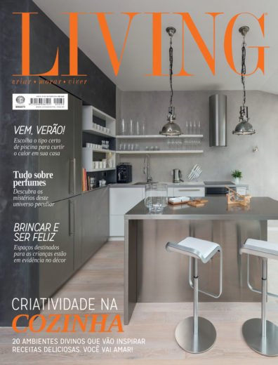 Revista Living - Outubro 2014