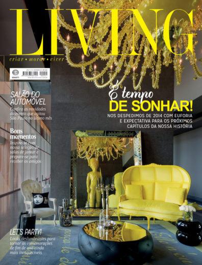 Revista Living - Dezembro 2014