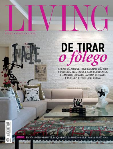Revista Living - Fevereiro 2015