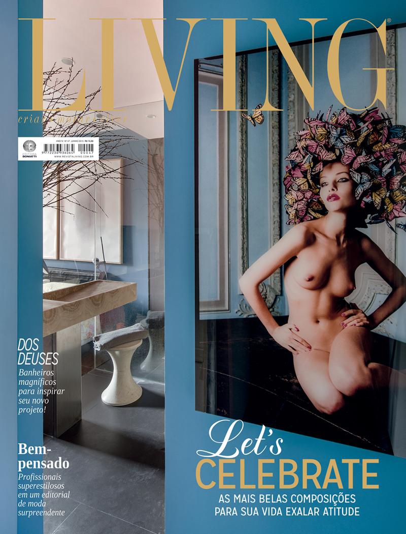 Revista Living - Junho 2015