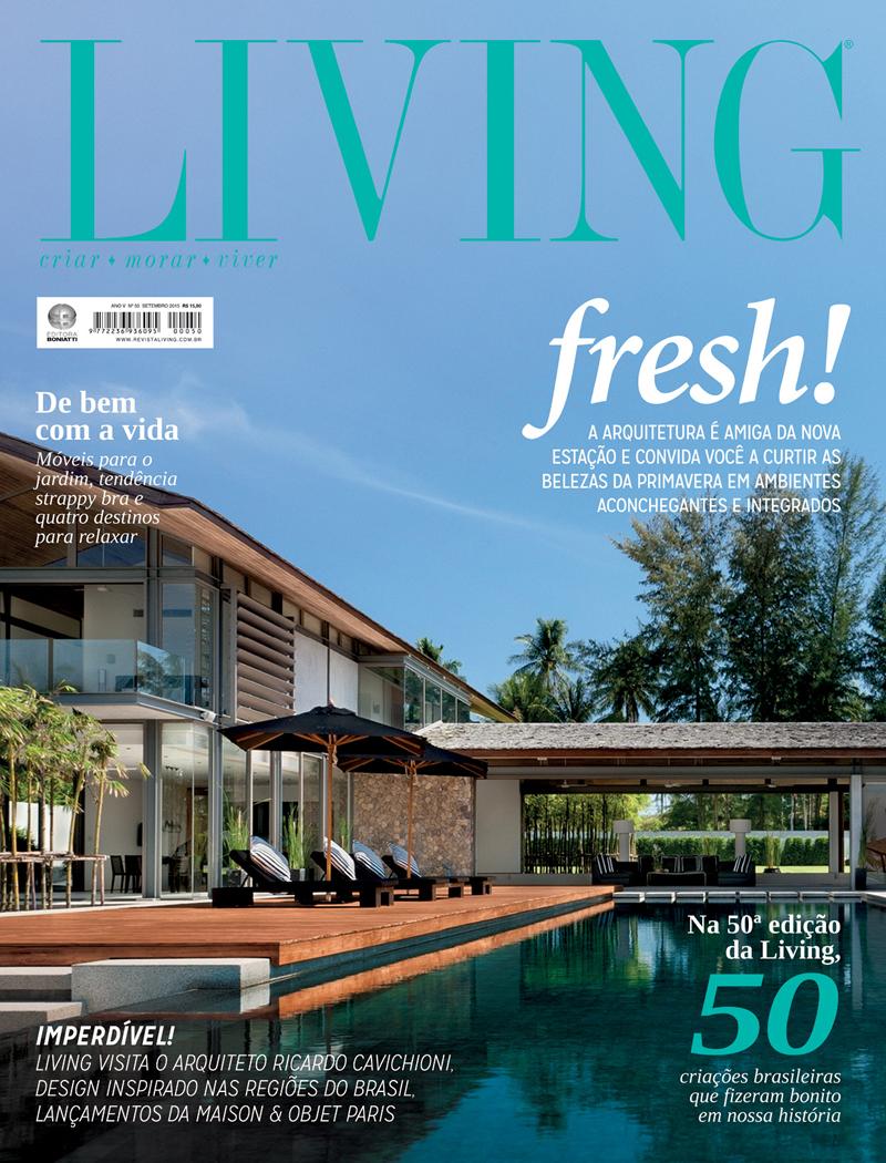 Revista Living - Setembro 2015