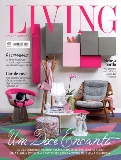 Revista Living - Outubro 2015