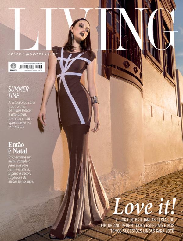 Revista Living - Dezembro 2015