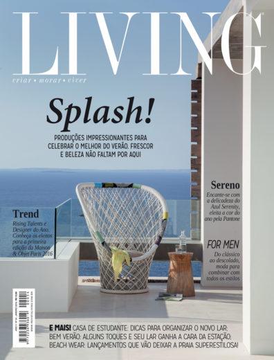 Revista Living - Janeiro 2016