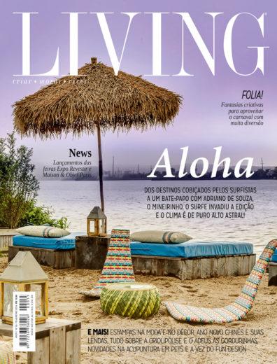 Revista Living - Fevereiro 2016