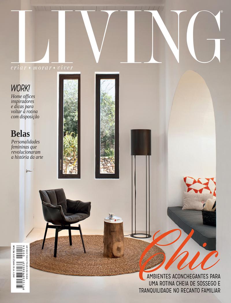 Revista Living - Março 2016