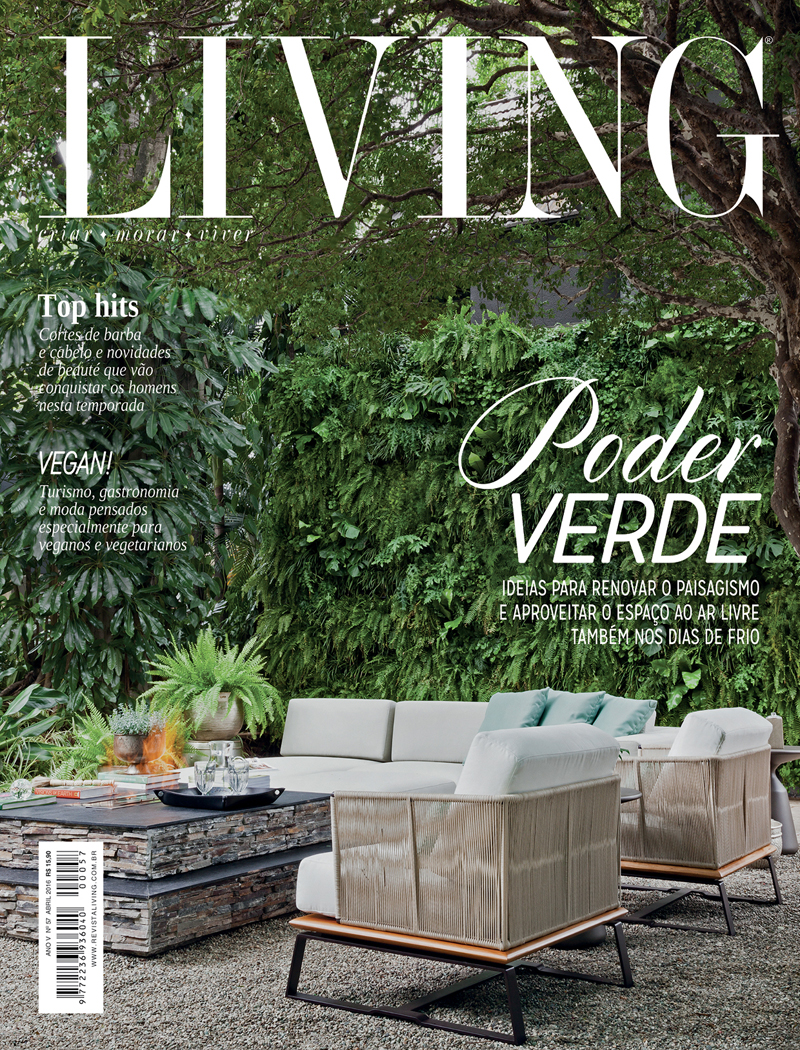 Revista Living - Abril 2016