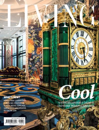 Revista Living - Maio 2016