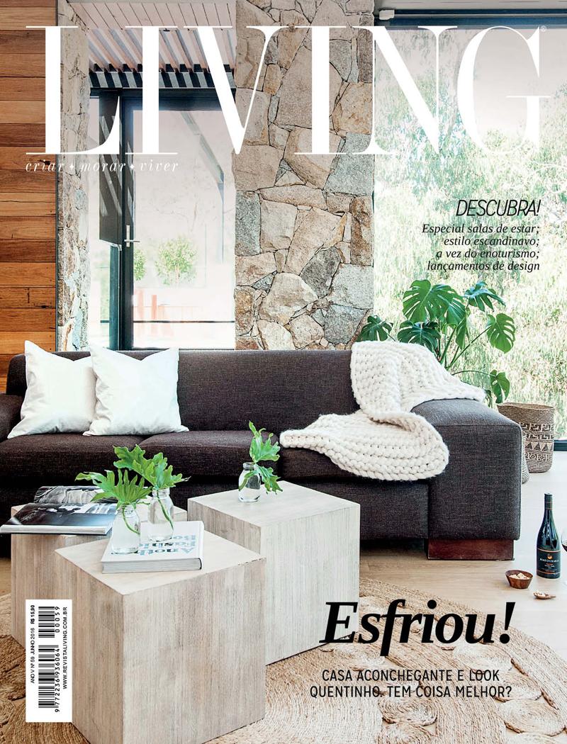 Revista Living - Junho 2016