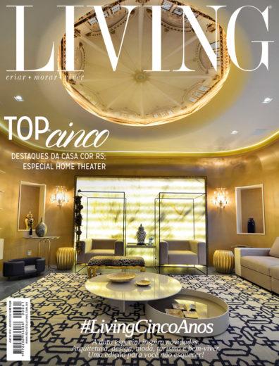 Revista Living - Agosto 2016