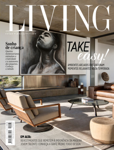 Revista Living - Outubro 2016