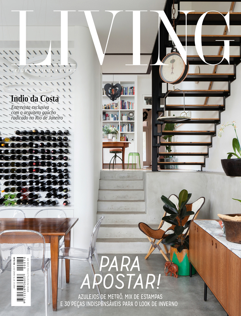 Revista Living - Maio 2017