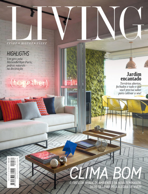 Revista Living - Setembro 2017