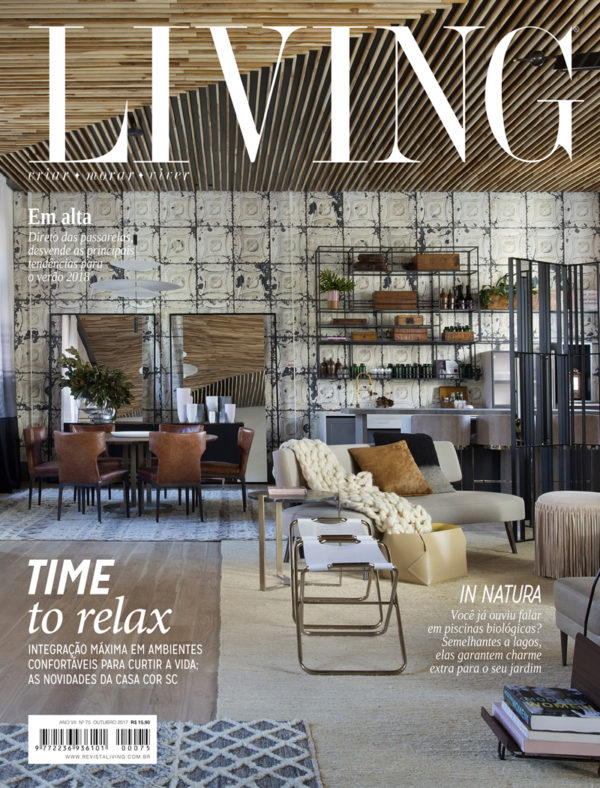 Revista Living- Outubro 2017