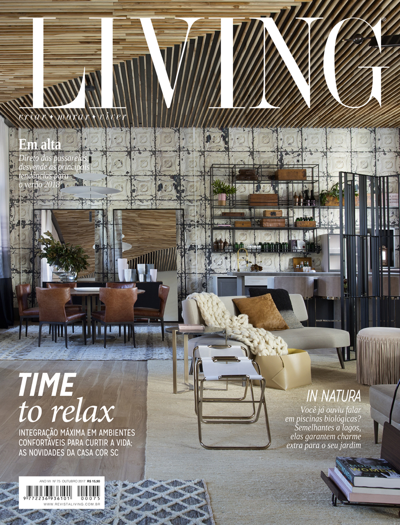 Revista Living- Outubro 2017